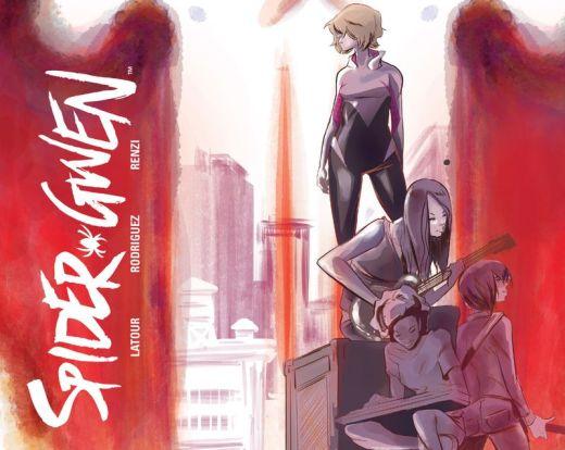 Spider-Gwen #9 Cover