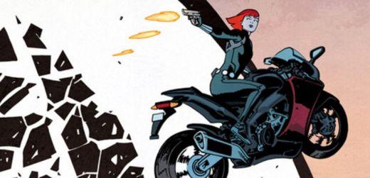 9 - Black Widow
