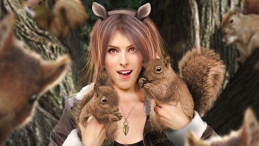 Anna Kendrick Squirrel Girl