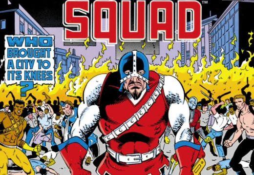 William Hell Suicide Squad #4