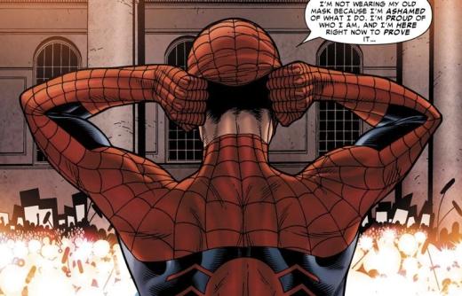 Spider-Man Revelation
