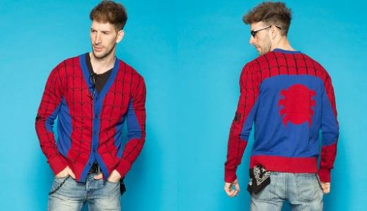2-spider-man-cardigan