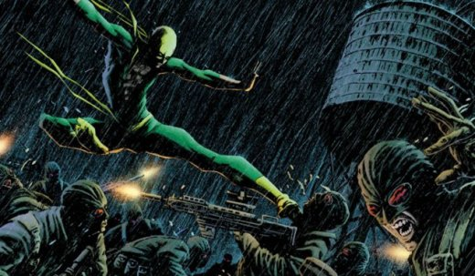 Iron Fist - Fraction and Brubaker
