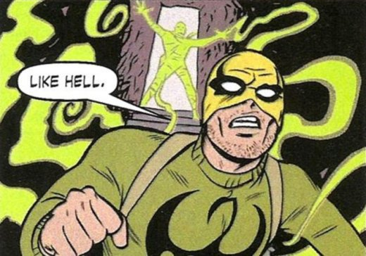 Iron Fist - Mike Allred