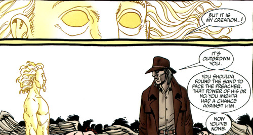 Preacher Saint of Killers God