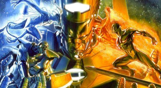 Thor - Galactus and Heralds