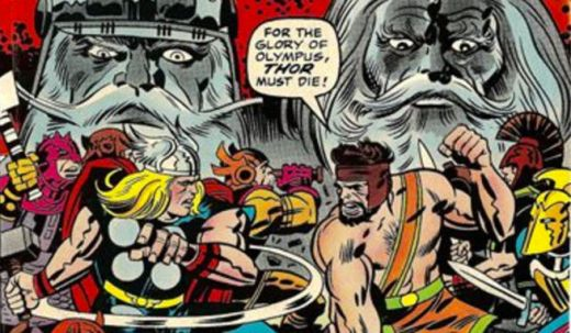 Thor - Olympians