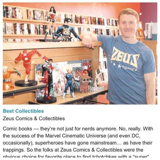 Zeus Comics 11