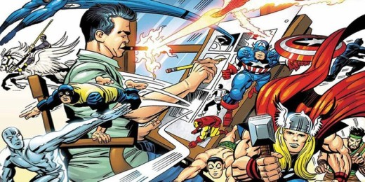 Jack Kirby Collections - Title