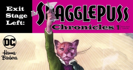 Exit Stage Left - Snagglepuss - Review - Cover.jpg