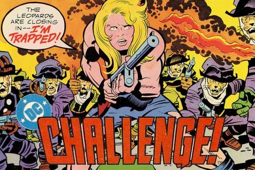 The Kamandi Challenge - Jack Kirby - Classic.jpg