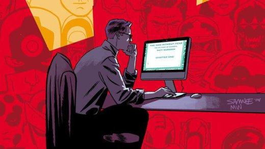 Chris Samnee Marvel Comics - Cover