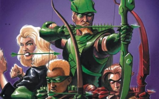 Green Arrow Allies - Family