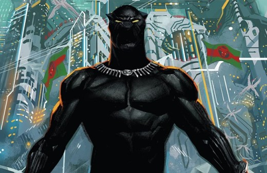 Black Panther #1 Review - Cover.jpg