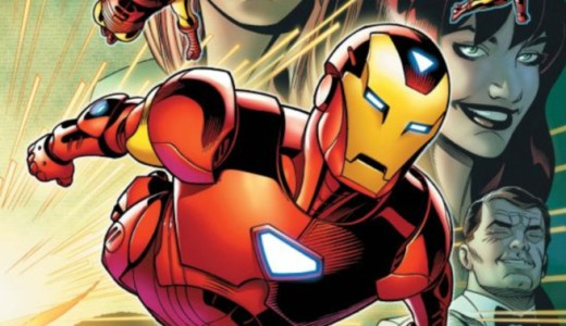 Invincible Iron Man #600 Review - Cover.jpg