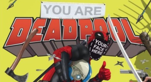 You Are Deadpool - Cover.jpg